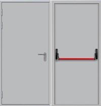 автоматическими раздвижными дверьми 1