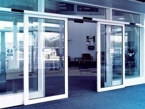 автоматическими раздвижными дверьми 4