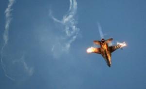Турция подбила российский самолет