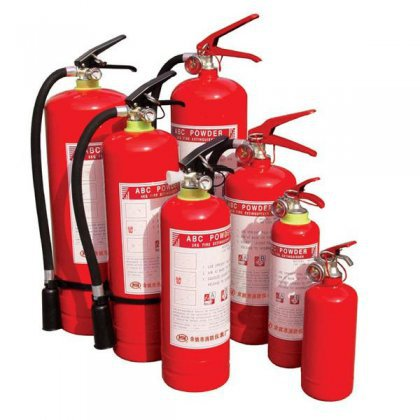 количество огнетушителей 3