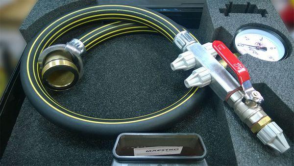испытания внутреннего противопожарного водопровода 1