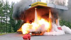 Установки пожаротушения автоматические 2