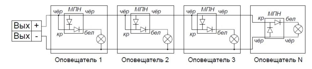 нюансы монтажа системы оповещения 3